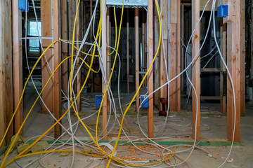 Electrical Cabling Wiring Per Installation