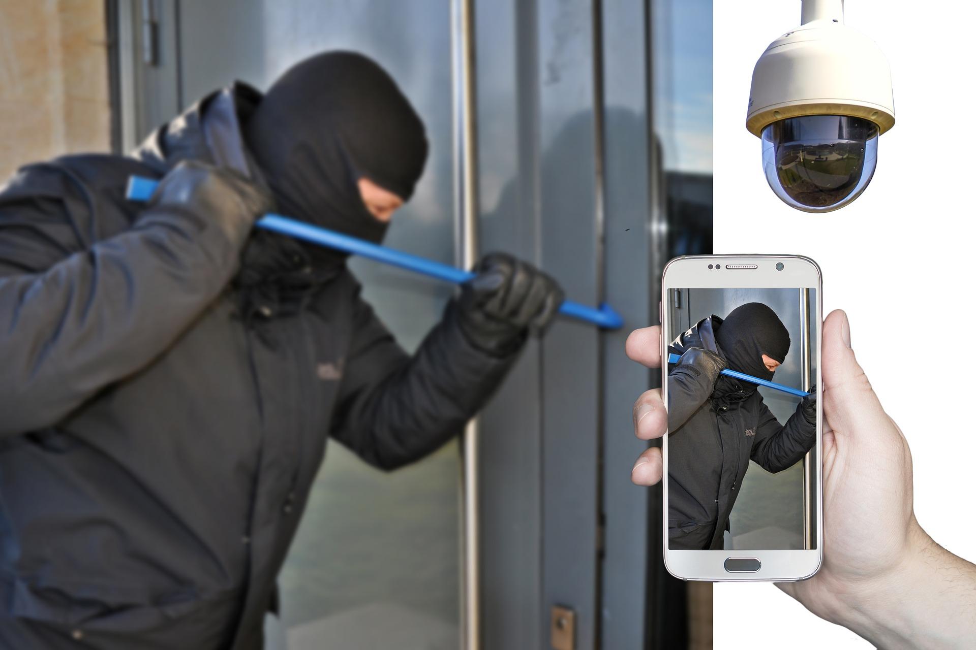 Security Camera Wiring 1