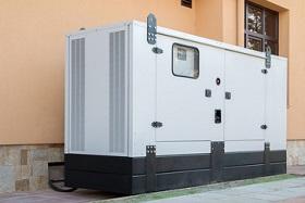 Back Up Generator Installation 1